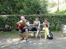 VIGLis Wanderbühne unterwegs, Theaterprobe im Westpark_119