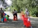 VIGLis Wanderbühne unterwegs, Theaterprobe im Westpark_214