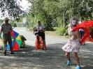 VIGLis Wanderbühne unterwegs, Theaterprobe im Westpark_216