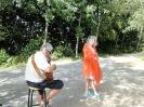 VIGLis Wanderbühne unterwegs, Theaterprobe im Westpark_233