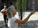VIGLis Wanderbühne unterwegs, Theaterprobe im Westpark_43