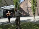 VIGLis Wanderbühne unterwegs, Theaterprobe im Westpark_48