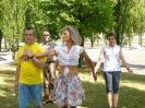 VIGLis Wanderbühne unterwegs, Theaterprobe im Westpark_60