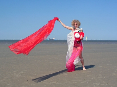 Performance an der Nordsee_7